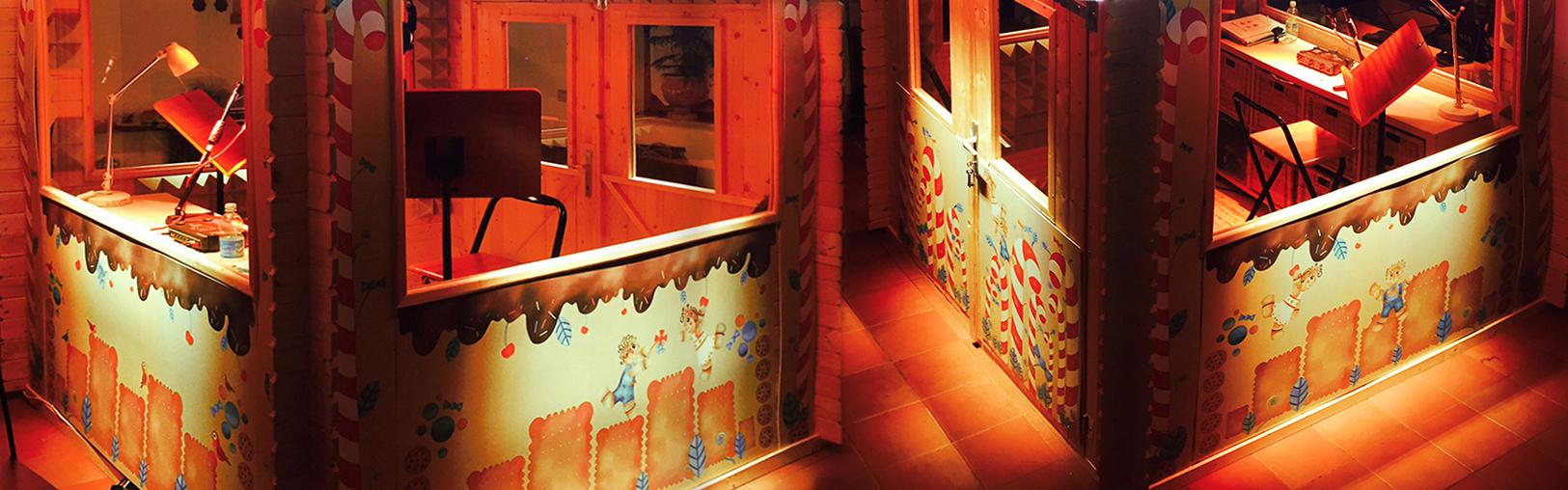 Double Arhc:la Casa Zuccherosa